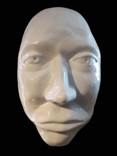 16 White Mask