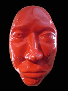 18 Red Mask